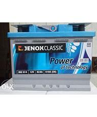 JENOX  12V 62Ah